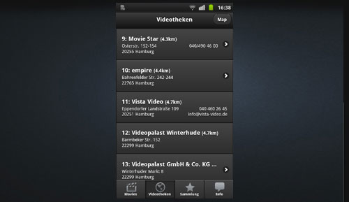 vion/now Videotheken App